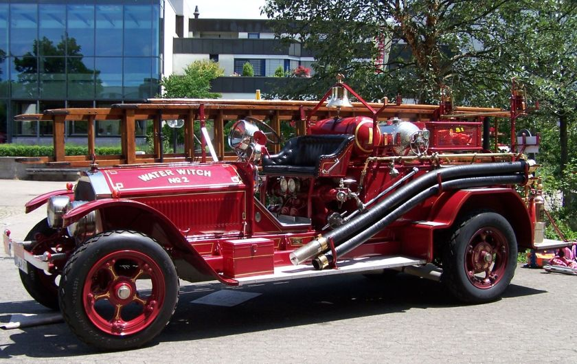 American LaFrance 75 No 3542 2008 in Germany