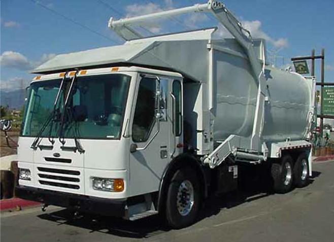 American LaFrance Condor Refuse Truck