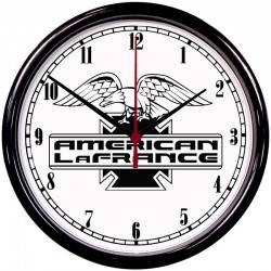 american-lafrance-fire-engines clock
