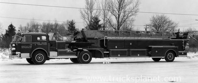Amerikaanse LaFrance »900 Turbo Series Chief