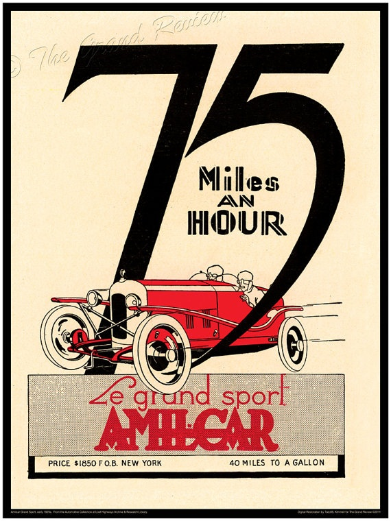 Amilcar 75