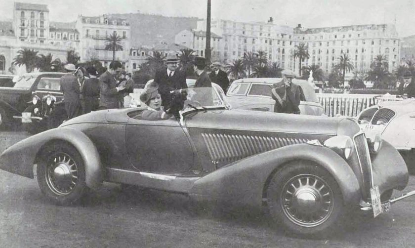 Amilcar Racer