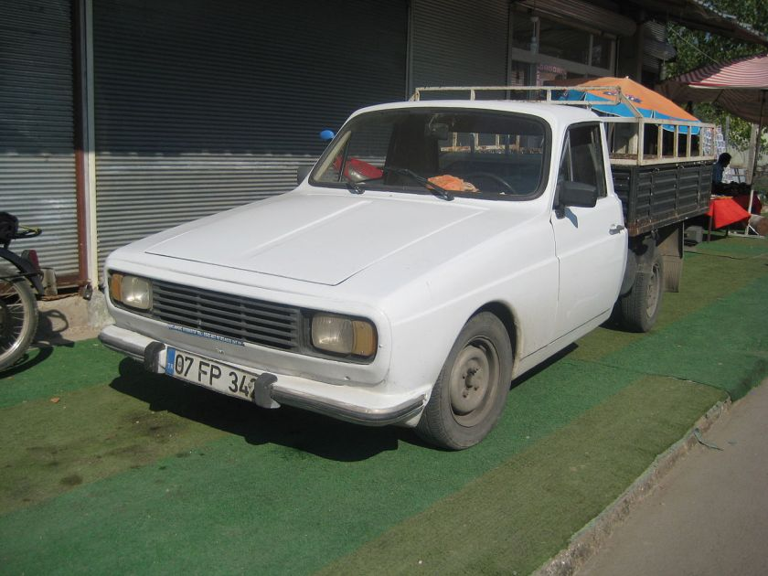 Anadol P2 500 Pickup