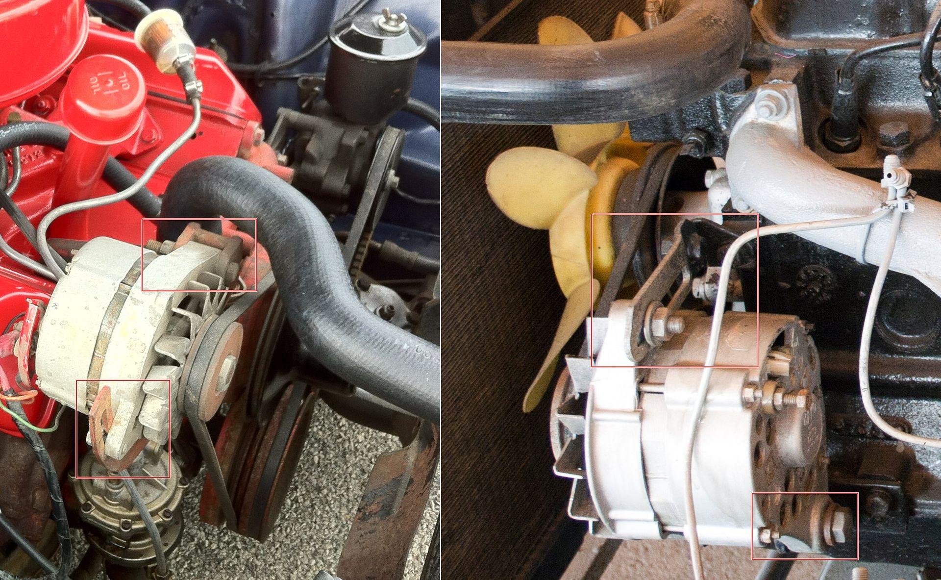 2 PCS Motor Mount Kit For CHEVROLET K20 Suburban 4.8L 292 Engine 1973-1982