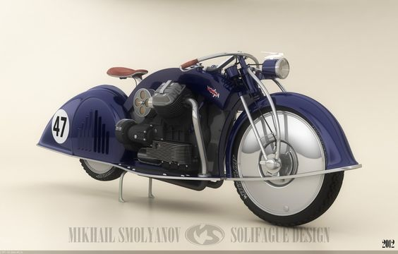 Avion Voisin Motorcycle
