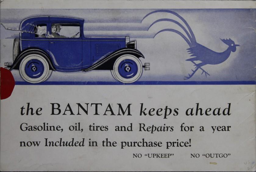 Bantam ad