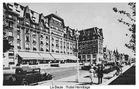 carte labaule hotel hermitage