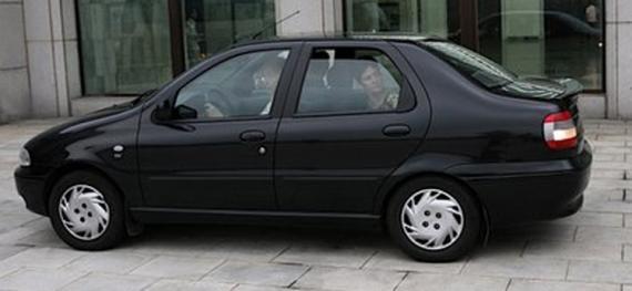HWIPARAM 1 Fiat Siena clone