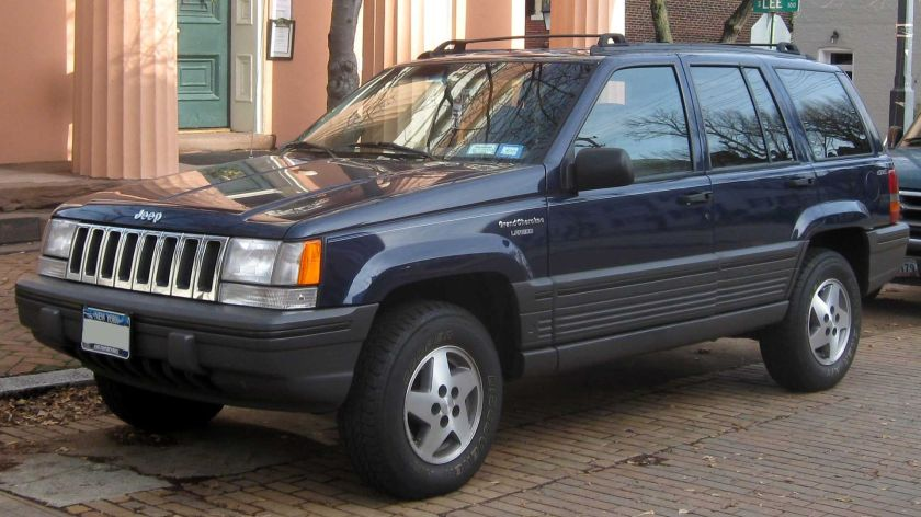 Jeep Grand Cherokee 1st.