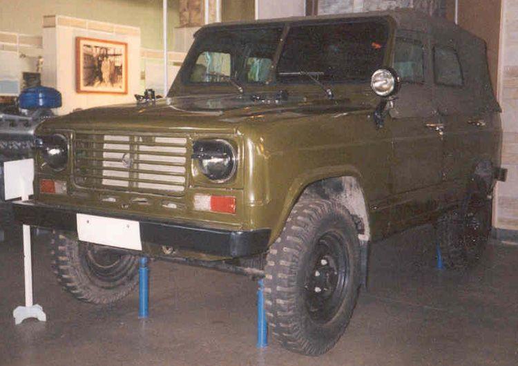 KAENGSAENG 85. Made from 1985. Successor of the Kaengsaeng 68 NK