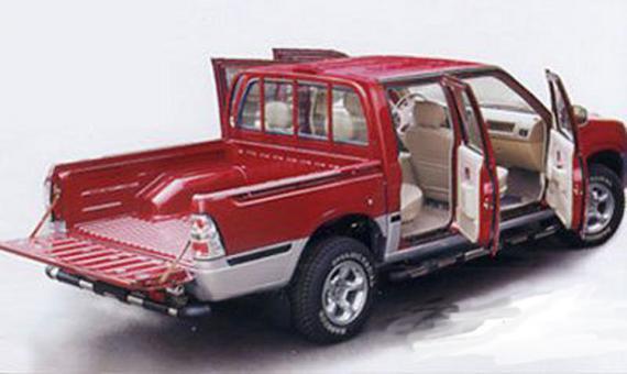 PPEOKPUGGI 3, also named PREMIO PU Chinese Huanghai Shugan kits SUV clone
