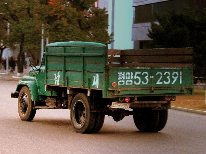 Sungri-58 truck