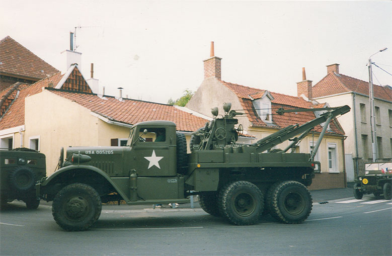 Ward La France M1A1 Heavy Wrecker