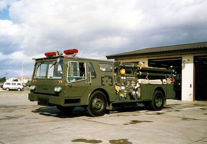 Ward La France USAF