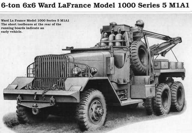 Ward LaFrance a