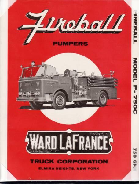 Ward LaFrance Firebrand