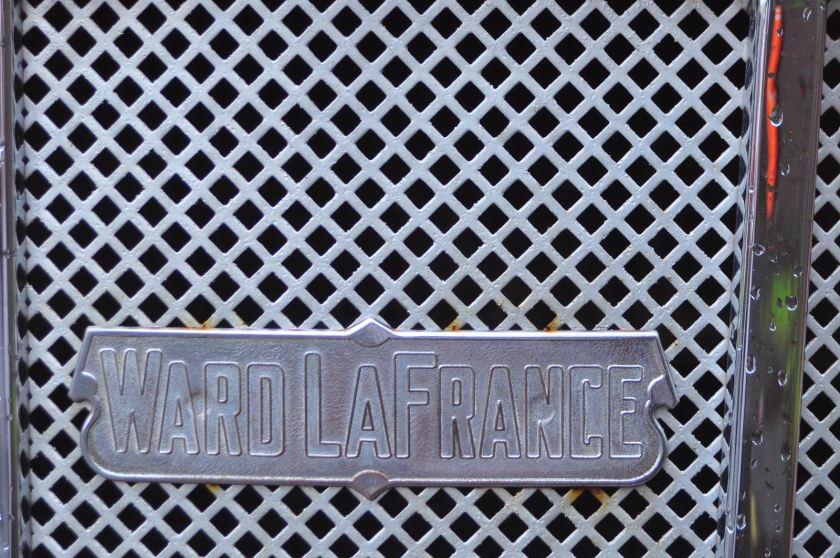 Ward LaFrance Grille