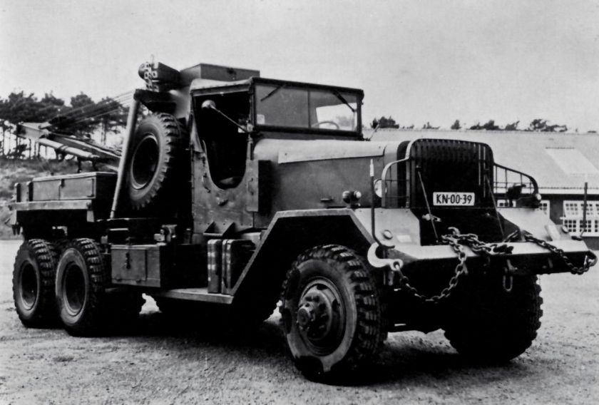 Ward LaFrance M1A1 Serie 5
