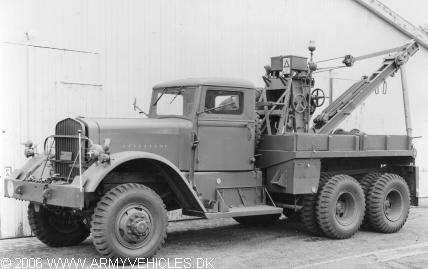 Ward LaFrance Model 1000, 6 x 6, 6V