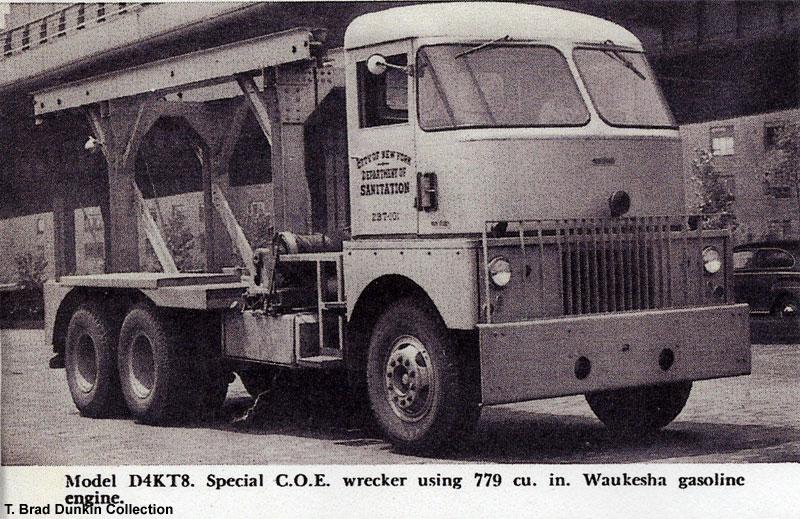Ward LaFrance Model D4KT8