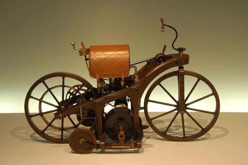 1885 Daimler Reitwagen Replica