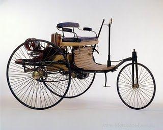 1886 Mercedes Benz