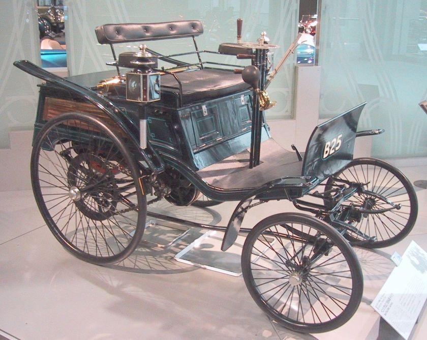 1894 Benz Velo in Japan
