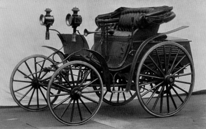 1894 Benz Viktoria