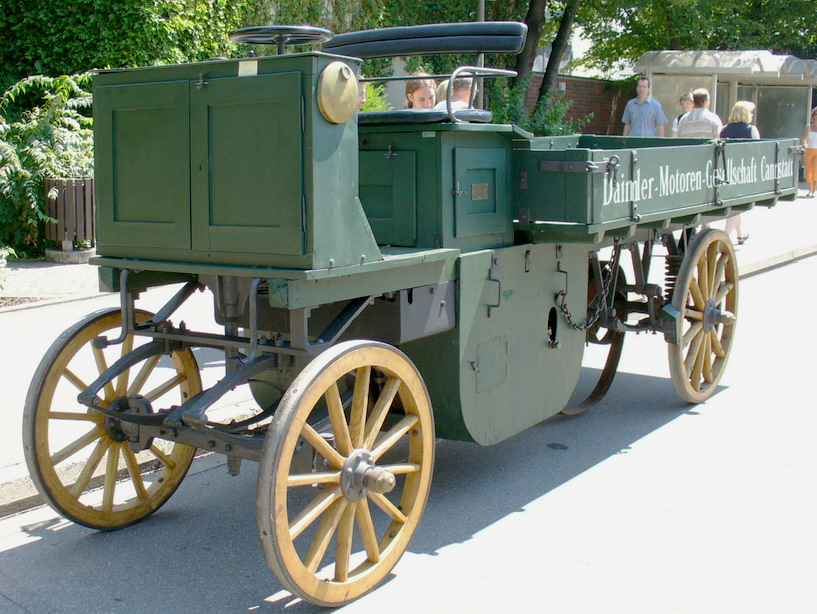 1896 DMG-lastwagen-cannstatt