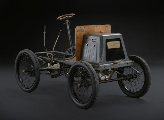 1901 First Isotta Fraschini to take part in London to Brighton