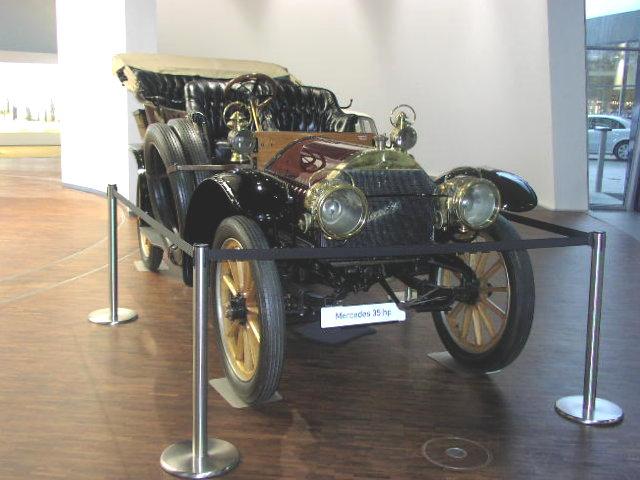 1901 Mercedes 35hp 01