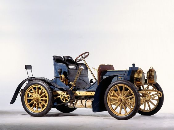 1901 Mercedes Benz