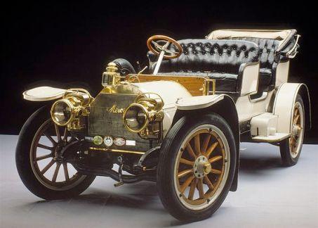 1902-10 Mercedes Simplex