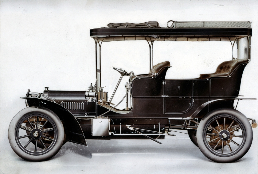 1902 benz parsifal 12 14 hp big