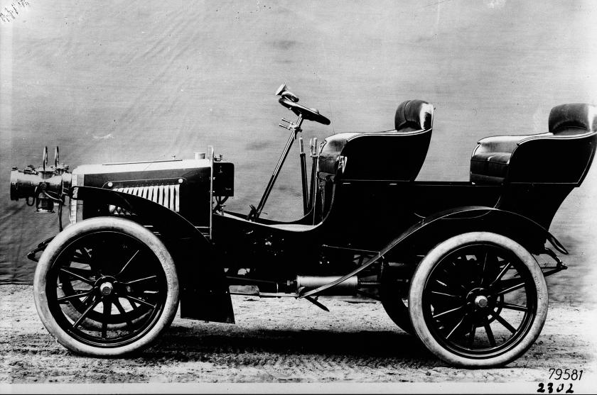 1902 Benz Parsifal 22 hp