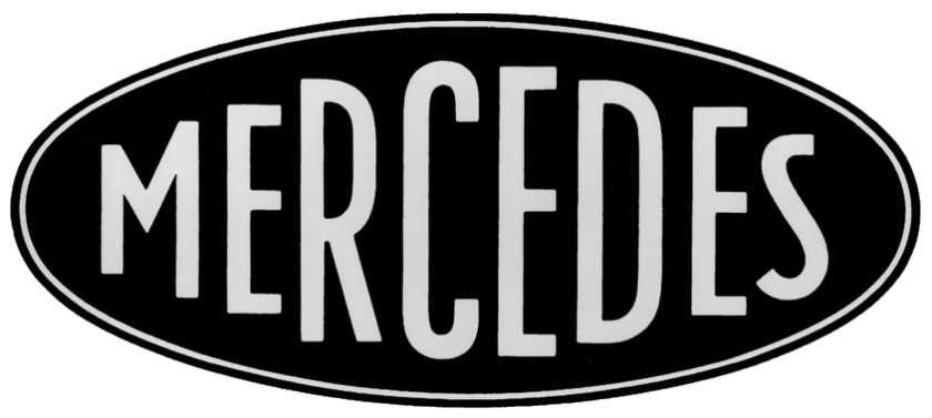 1902 Mercedes logo