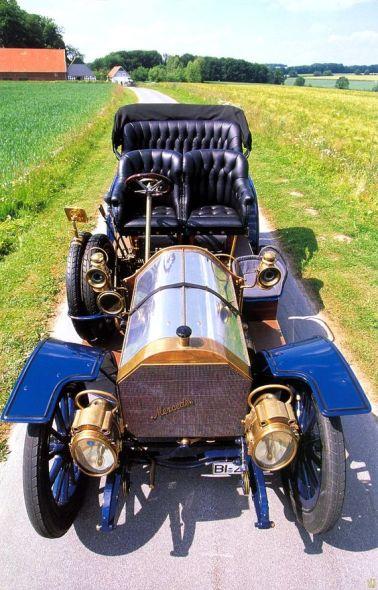 1902 Mercedes Simplex 38-40