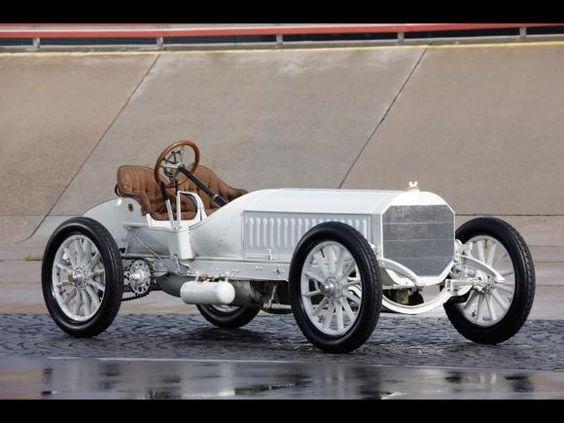 1906 Mercedes