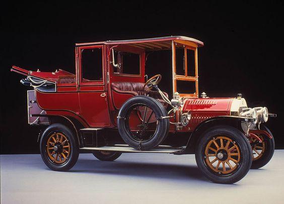 1907 Benz 24-40 hp Landaulet