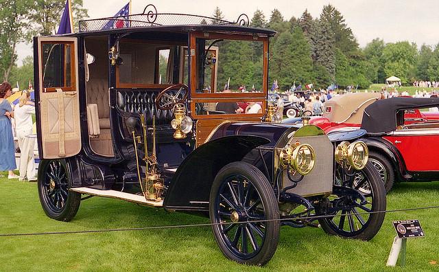 1907 Mercedes Landaulet