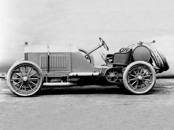 1908 Benz 150 ps race car