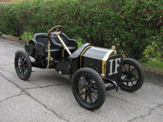 1908 Isotta-Fraschini Tipo FENC