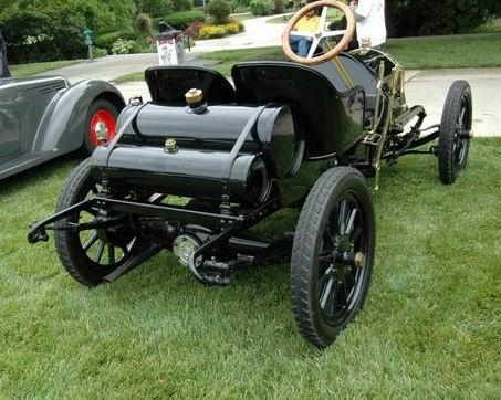 1908 Isotta Fraschini Type FE a