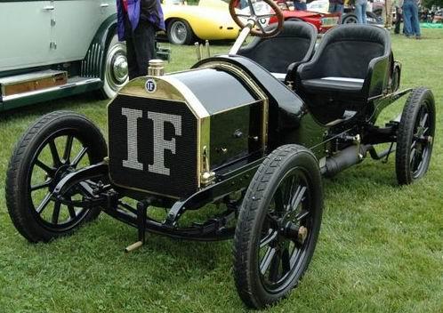 1908 Isotta Fraschini Type FE Image
