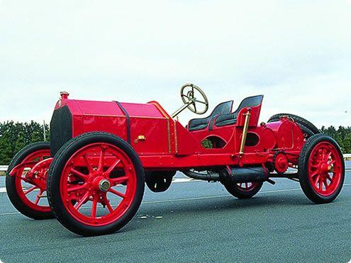 1908 Isotta-Fraschini