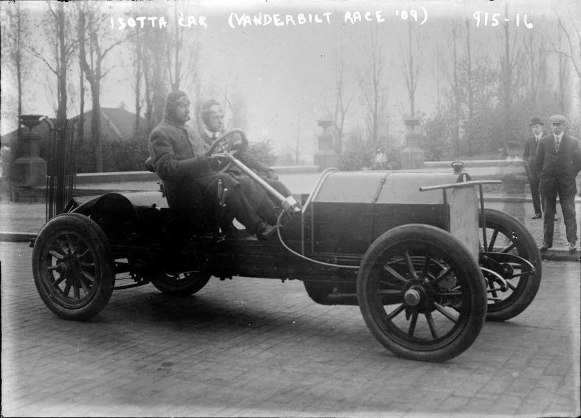 1909 Isotta Fraschini Tipo I