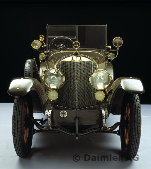 1910-24 Mercedes Knight 10-30 hp - 25-65 hp