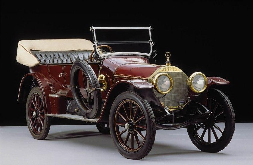 1910 Mercedes 22-40 hp