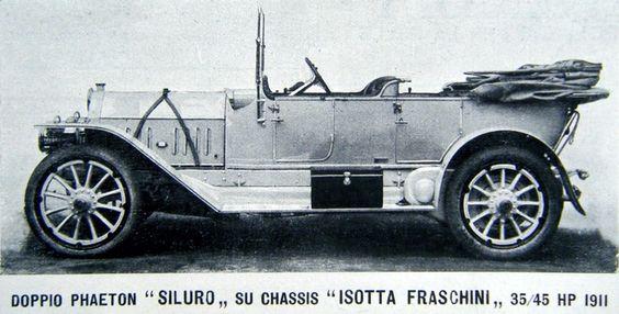 1911 Isotta Fraschini 35-45 d