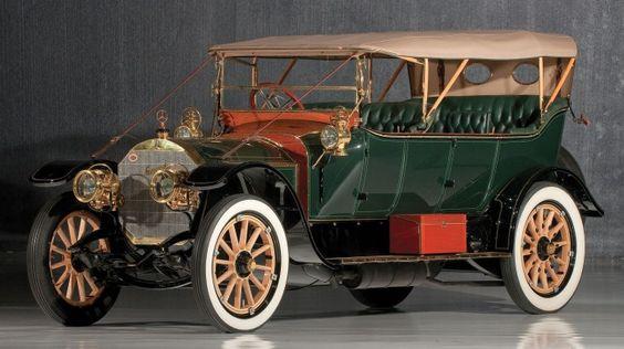 1911 Mercedes 38-70HP Seven-Passenger Touring